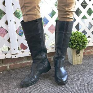 "RALPH LAUREN ""Sulita"" Equestrian Boot~9.5B"
